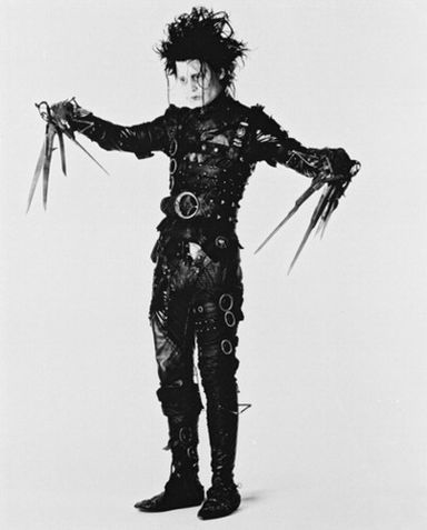 edwards scissorhands