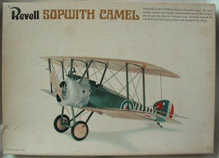 Revell H291-250 Camel.JPG