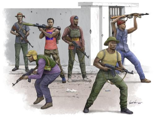 1 35 Trumpeter African freedom fighters.jpg