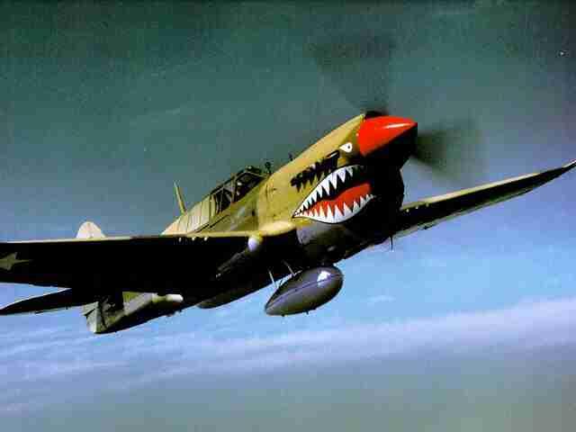 P-40Ace